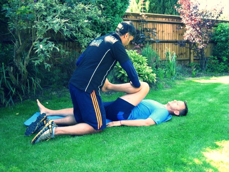 Copy of Personal Trainer - Surrey Hills