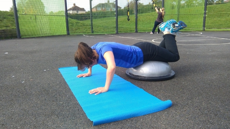 Dorking Personal Trainer