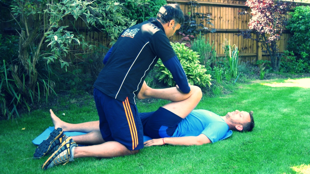 assisted stretch Surrey hills Personal training.JPG