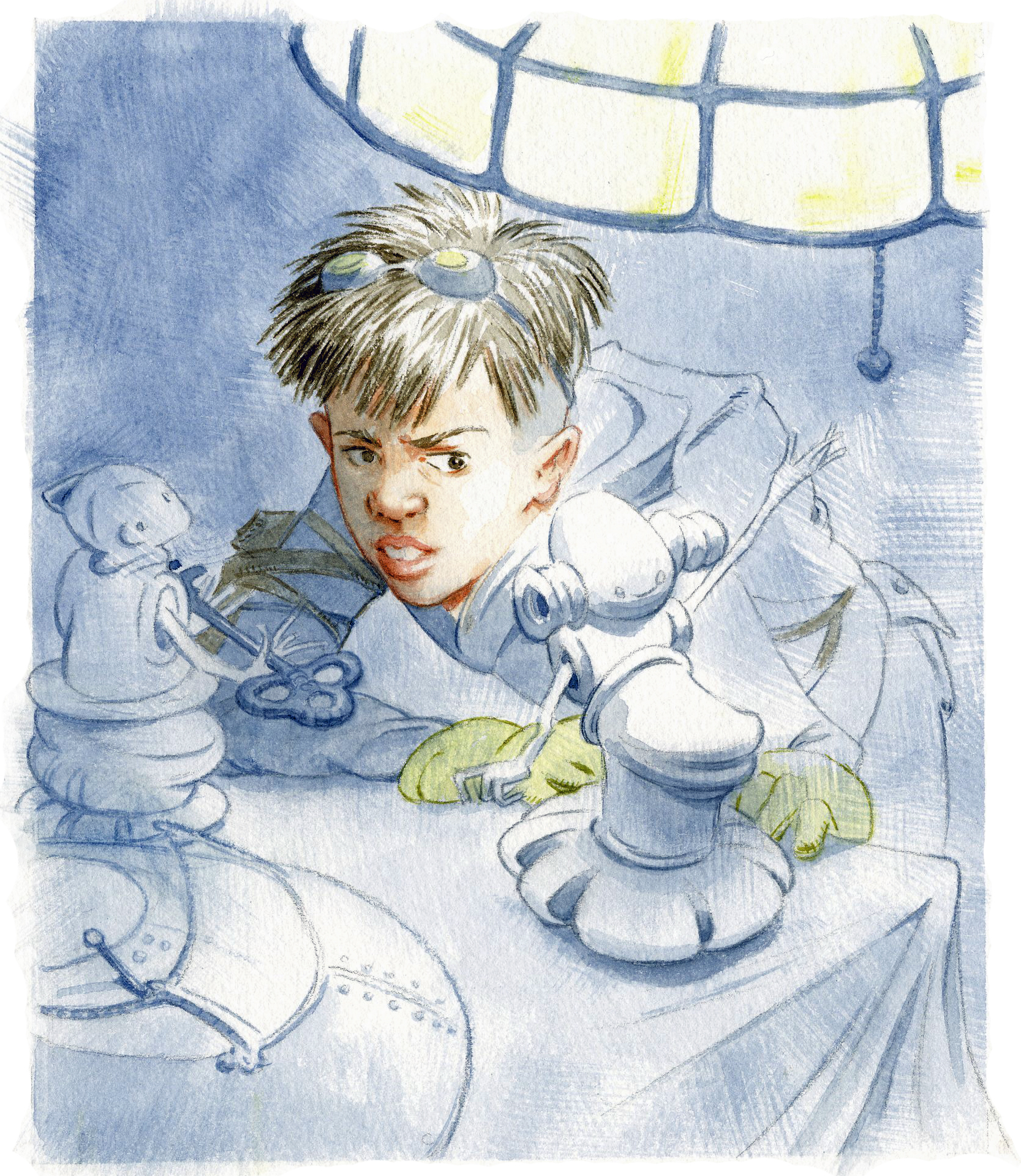 Finalist, Society of Children's Book Writers and Illustrators 2014 Tomie de Paola Award.