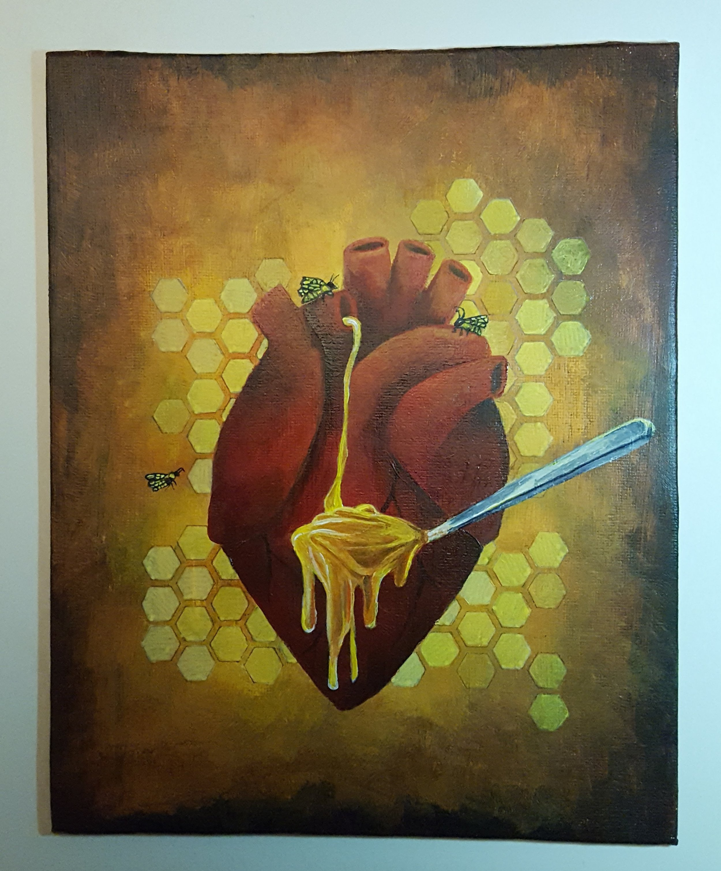 Heart and hive, #2