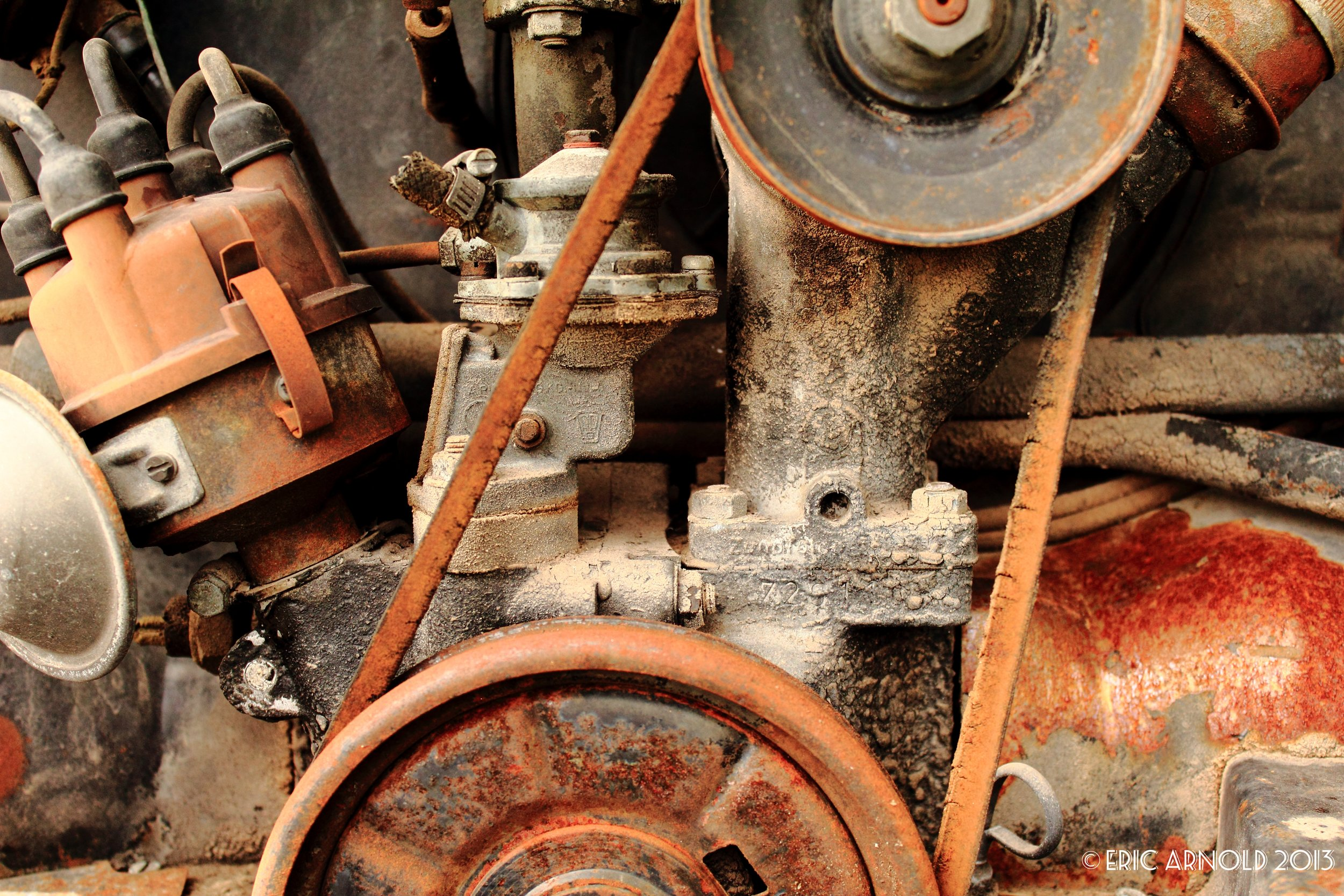 Rusty Engine