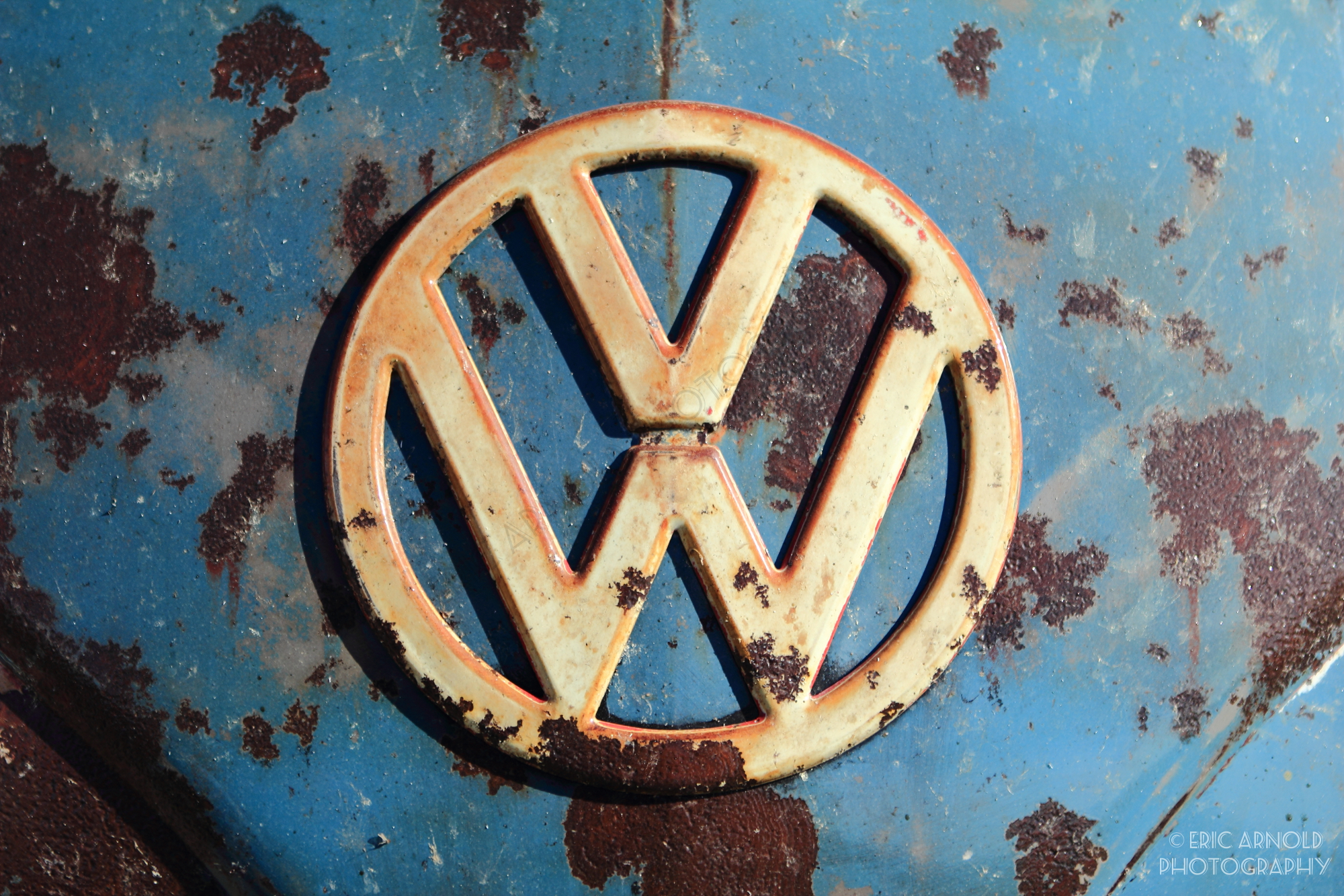Patina Blue Emblem