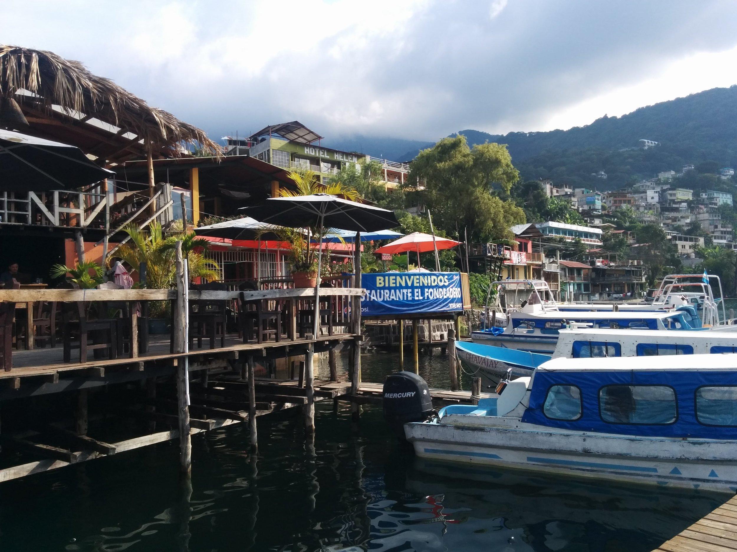 San Pedro- party town