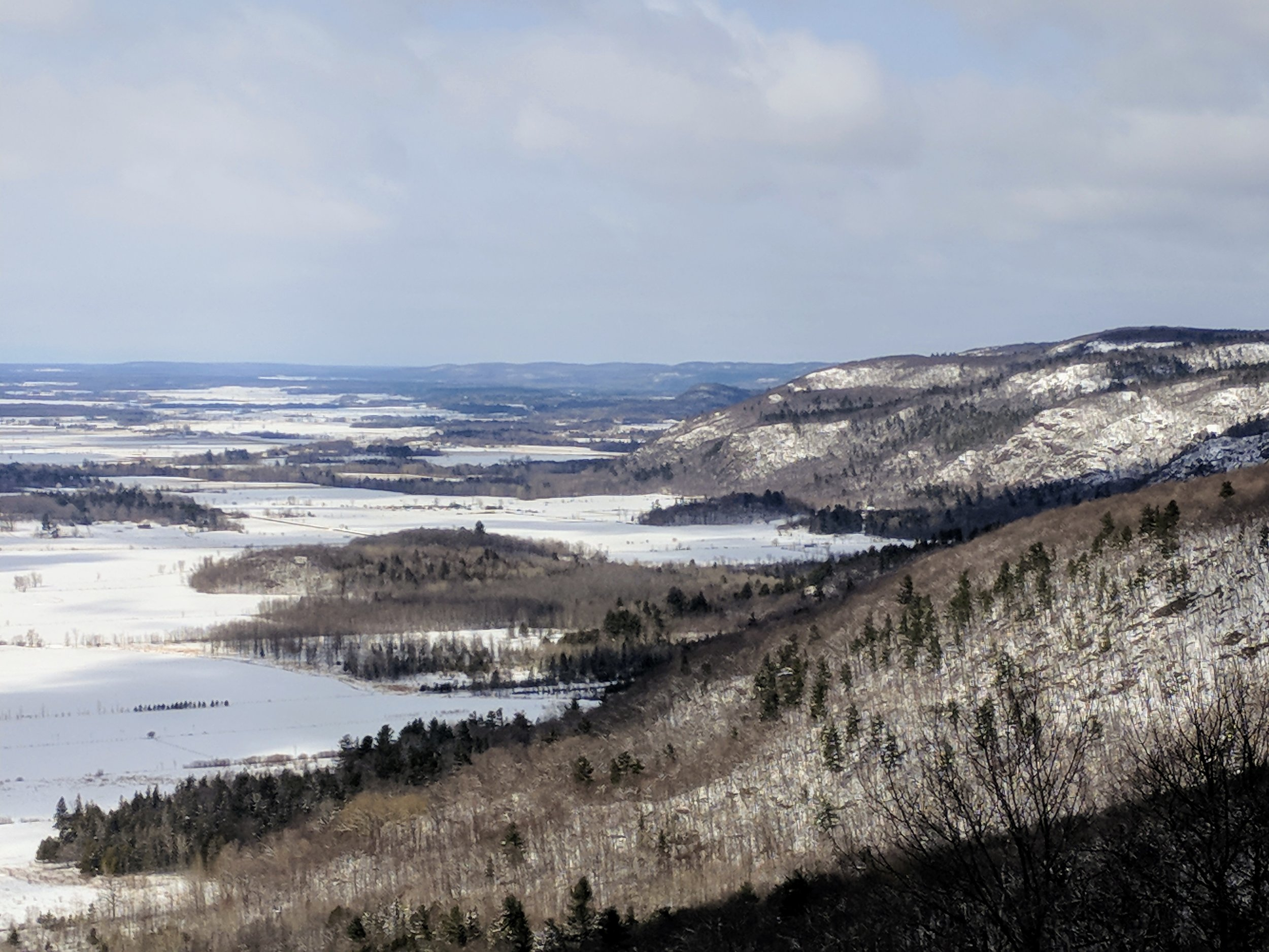 The Champlain Lookout
