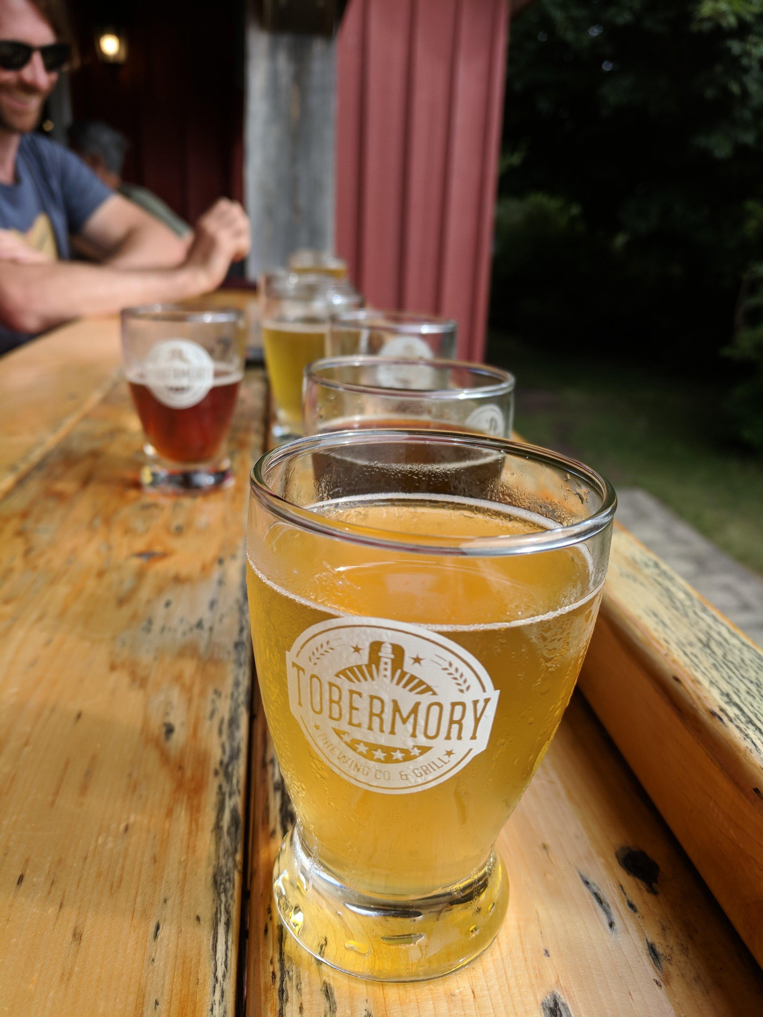 Tobermory Brewing