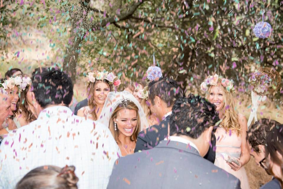 Our MidSummer Night's Dream Wedding in California