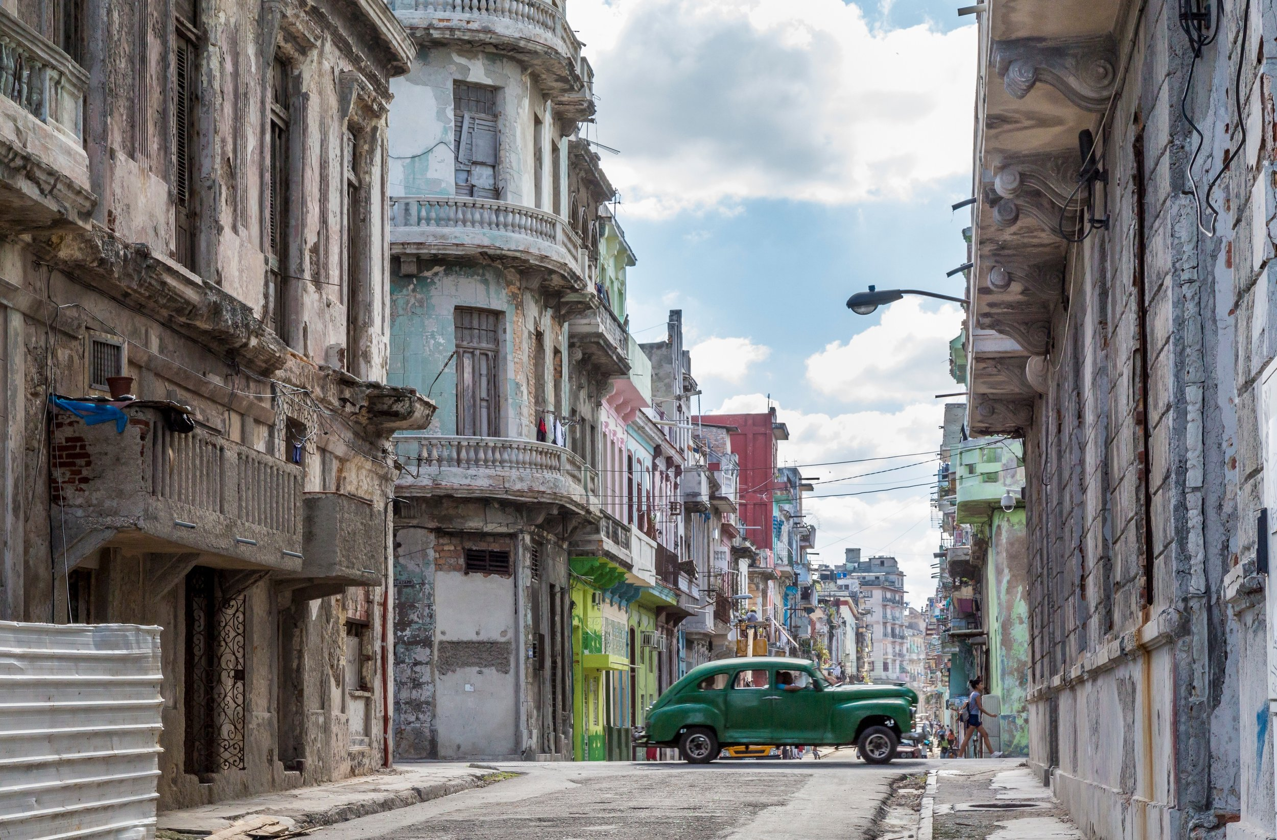 A Return To Cuba - Ramos Y Sanchez returns to his native Cuba after 52 years away with hope and apprehension.