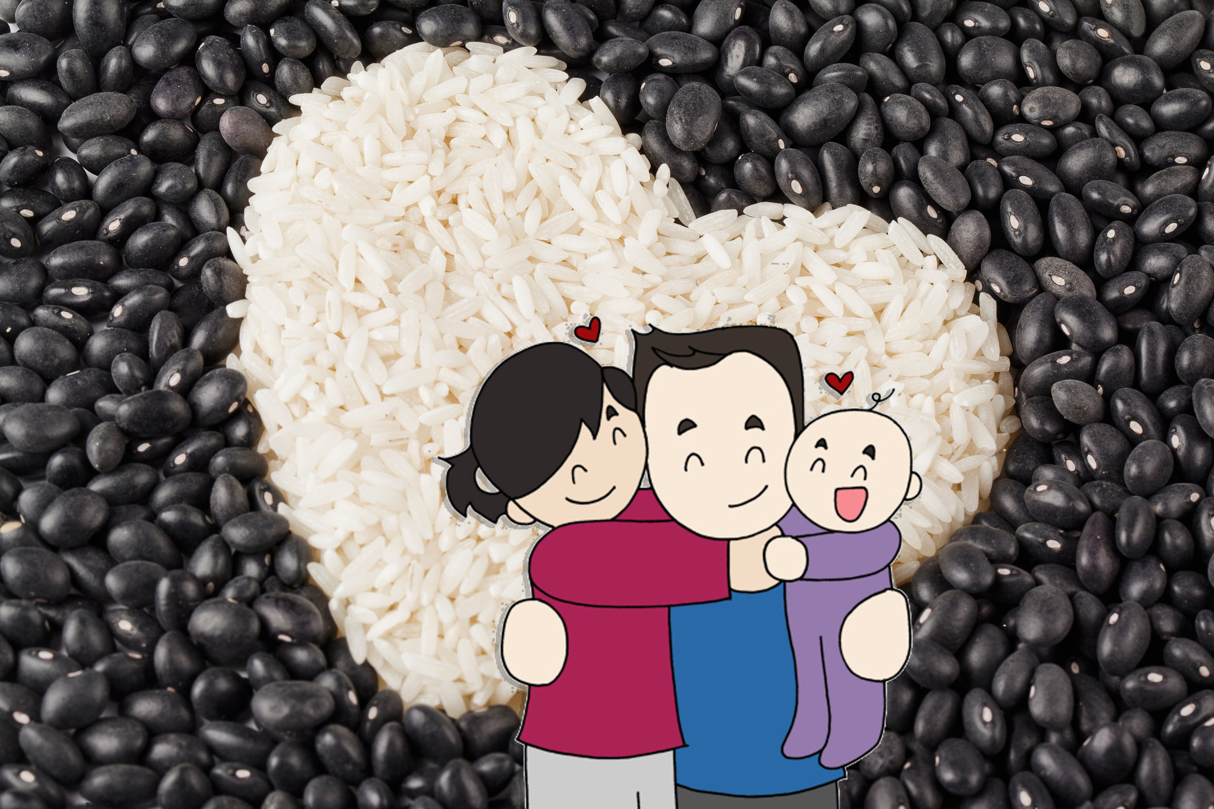 We Are Rice and Beans - A comic blog chronicling our day-to-day antics as a newly-wedded, nerdy, interracial couple.