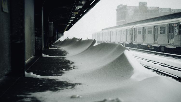 Snow Wave