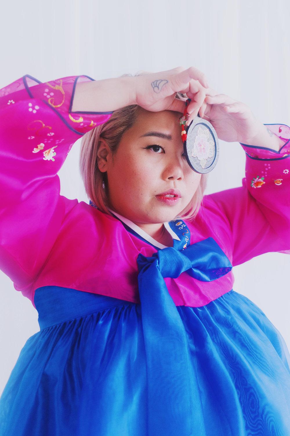 P.S. Kaguya  (she/her) - Hanbok (Korea)