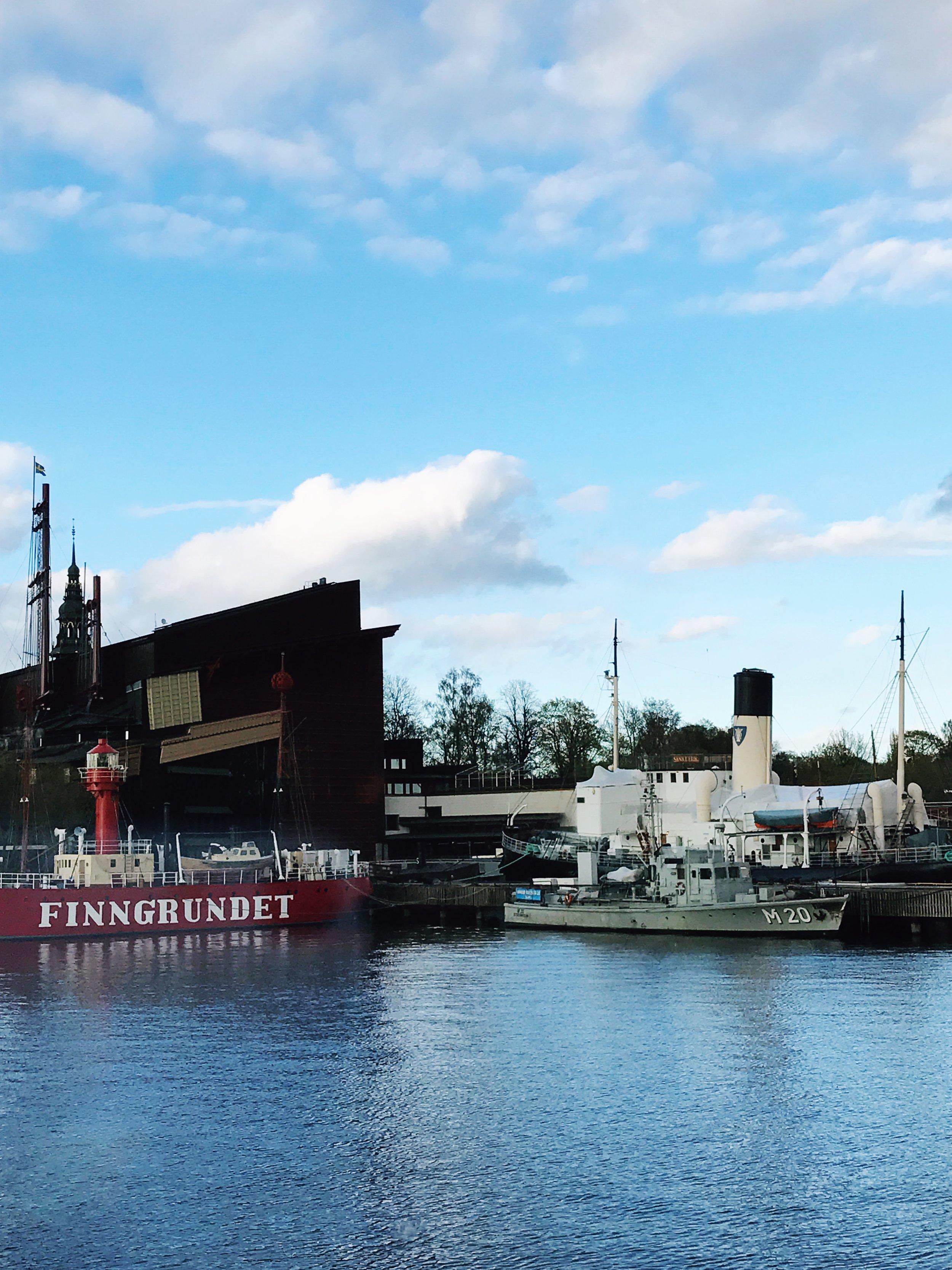 Saaristoristeily Tukholmassa