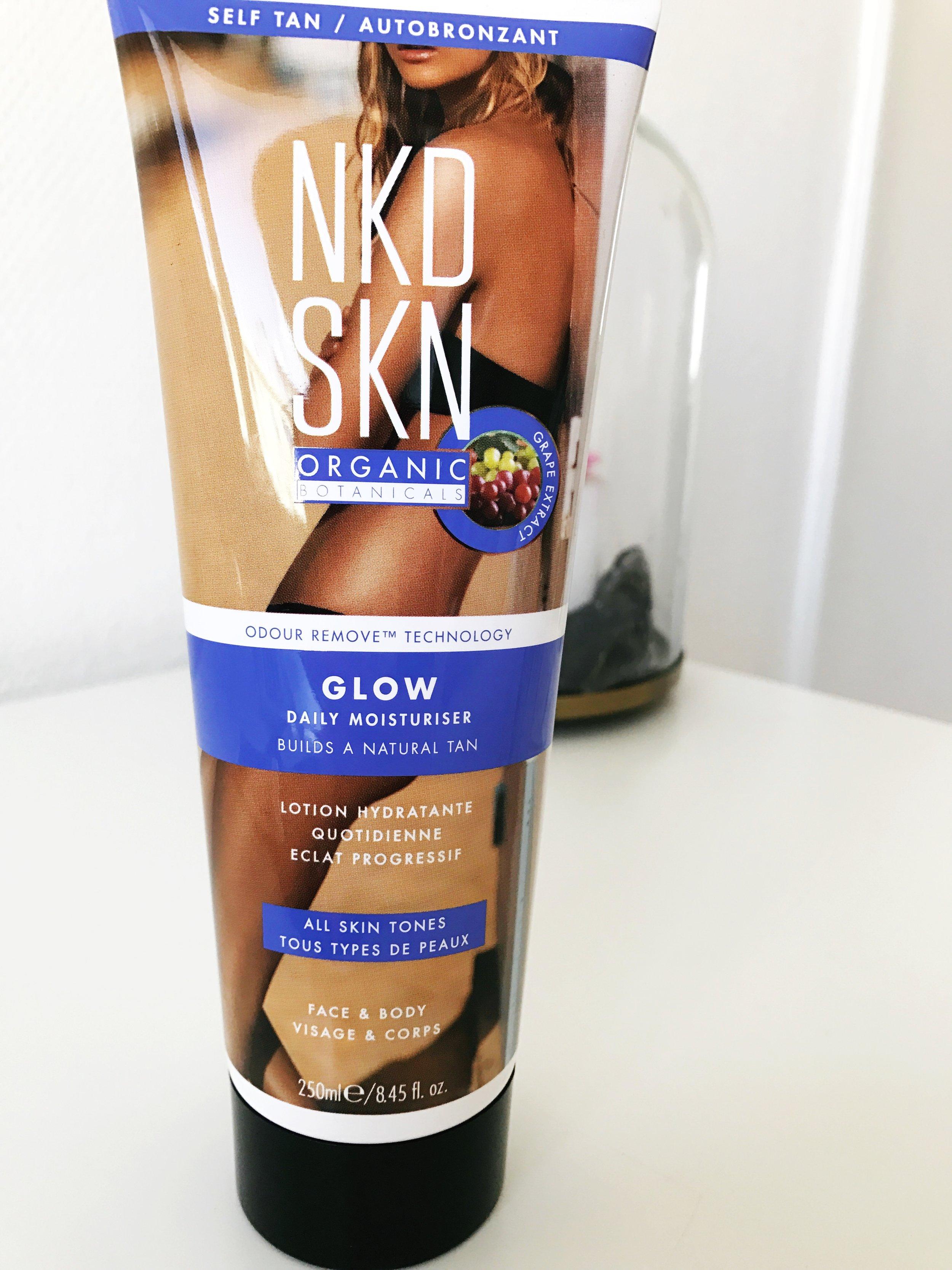 NKD Skin Glow Daily Moisturiser