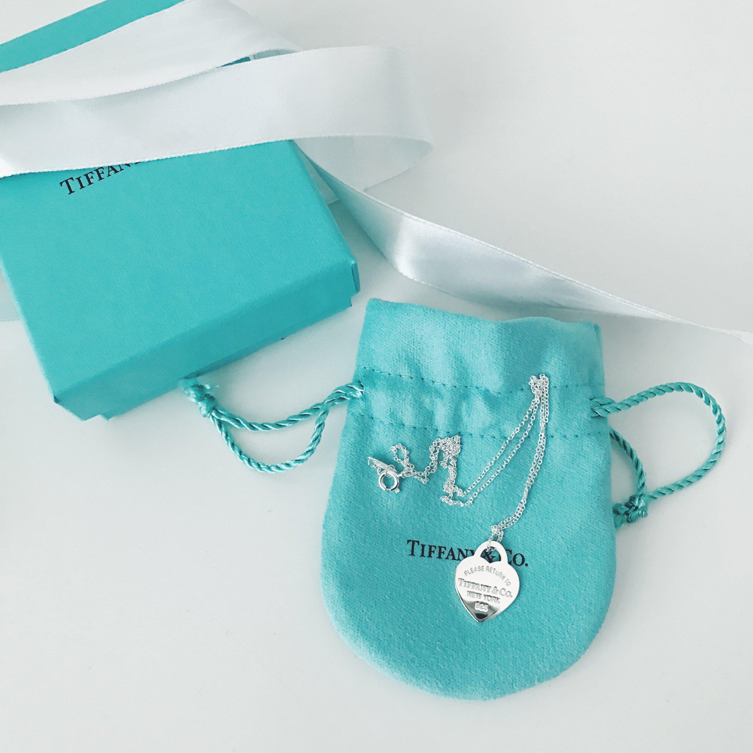 Tiffany kaulakoru