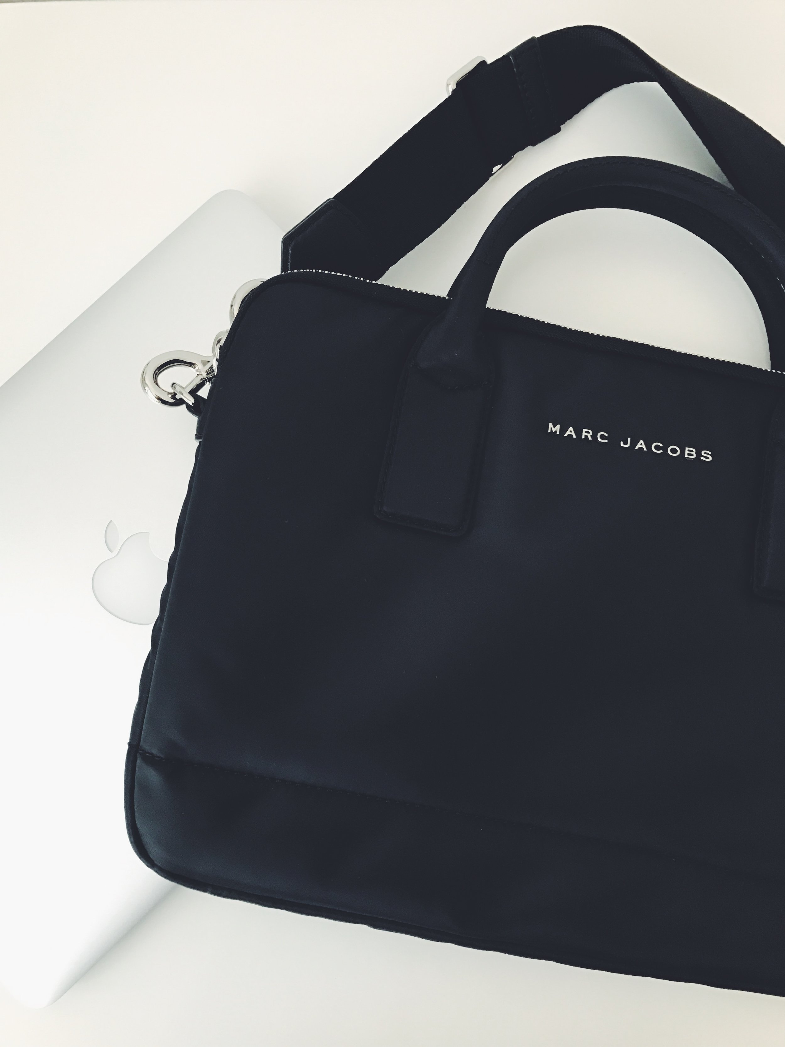 Marc Jacobs läppärilaukku