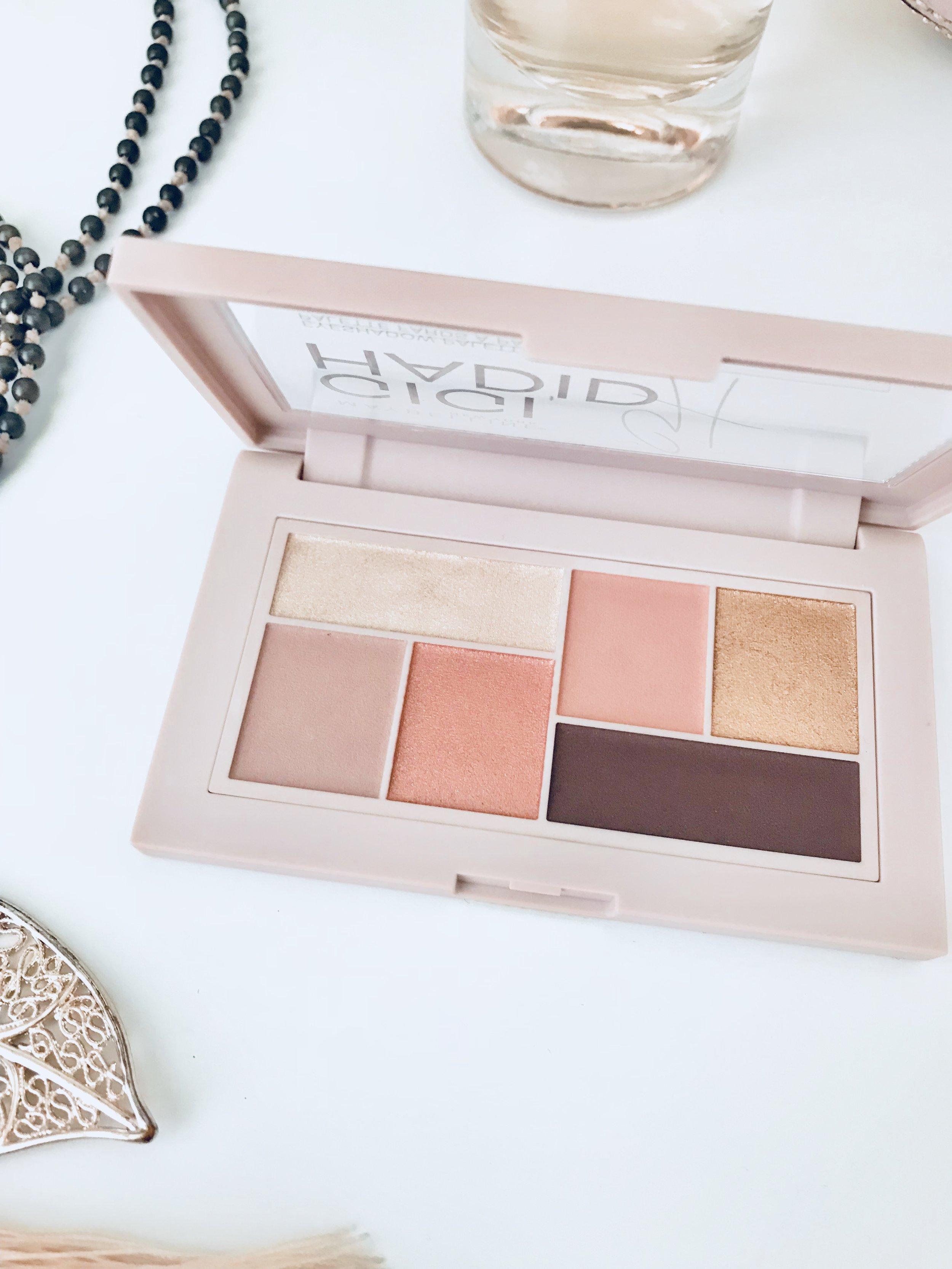 Gigi Hadid x Maybelline Eyeshadow Palette