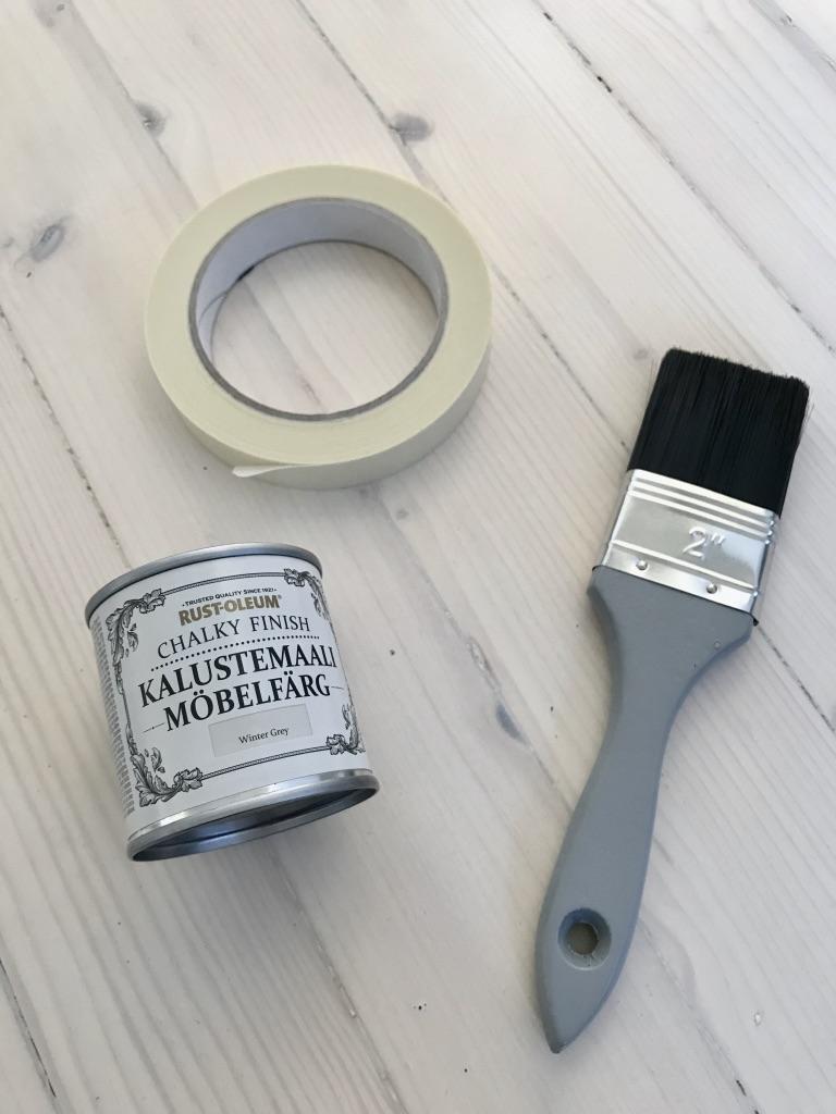 maalaustarvikkeet