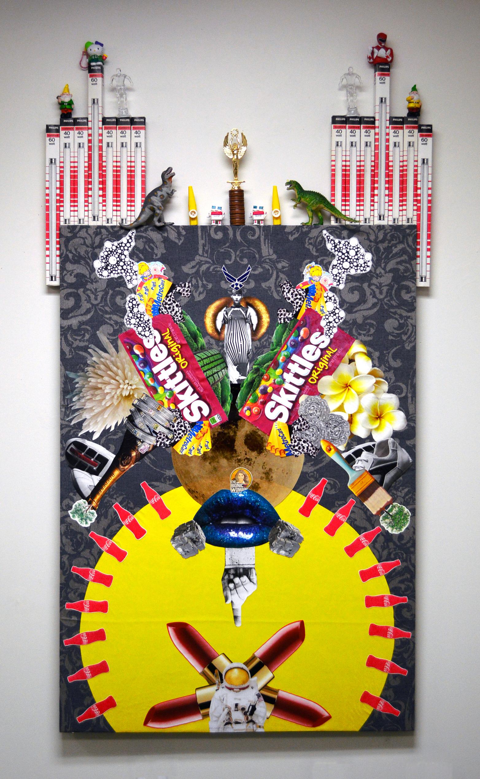 """Juan Hinojosa, """"The Sum"""" 2015"""