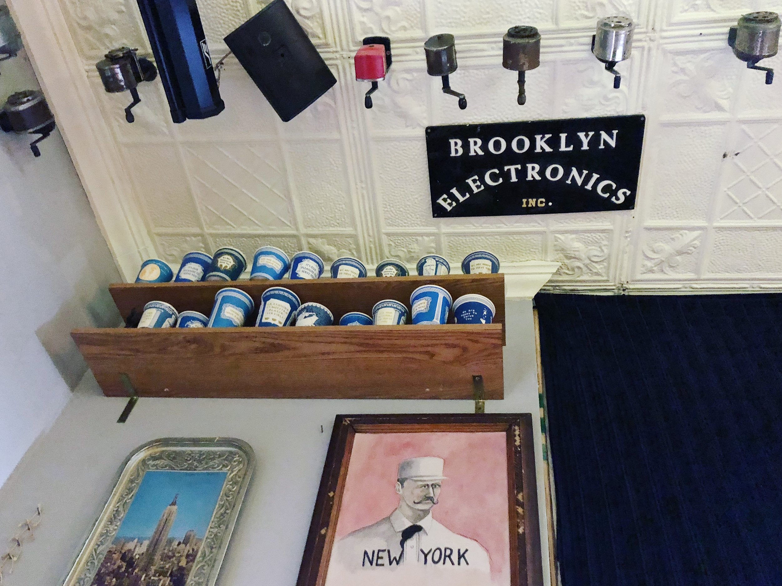 City Reliquary  in Williamsburg, Brooklyn. Photo cred: Jacque Donaldson