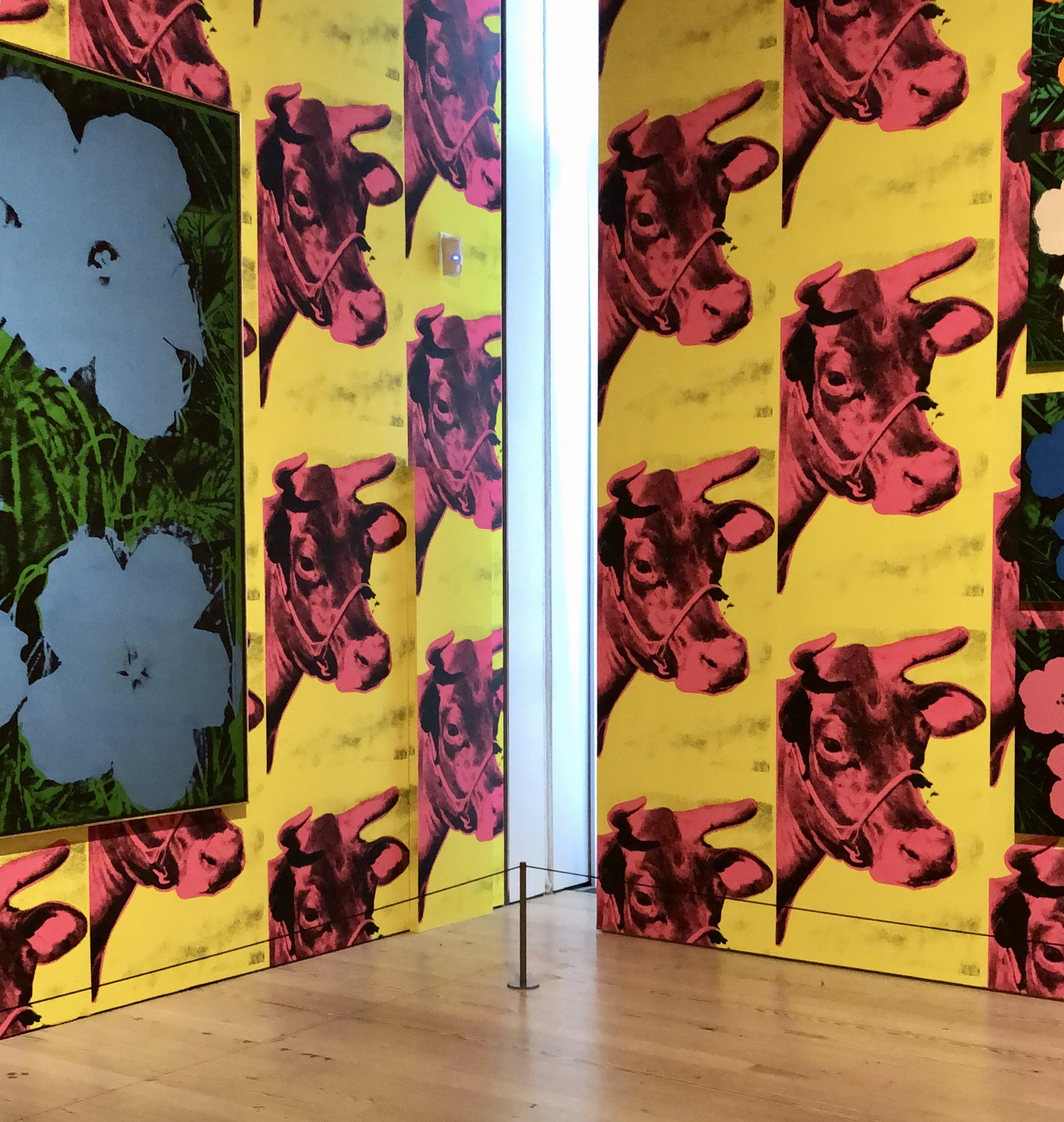 Andy Warhol—From A to B and Back Again exhibition at the Whitney Museum of American Art
