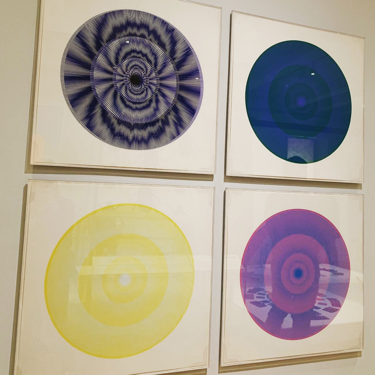 """Saturated: The Allure and Science of Color"" at the Cooper Hewitt through March 17. Photo Cred: YPA NYC"