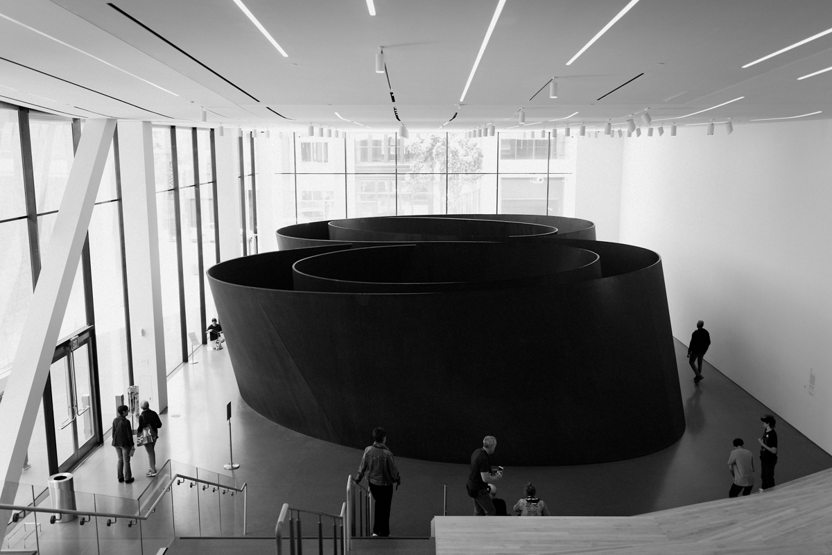 SFMOMA sculpture