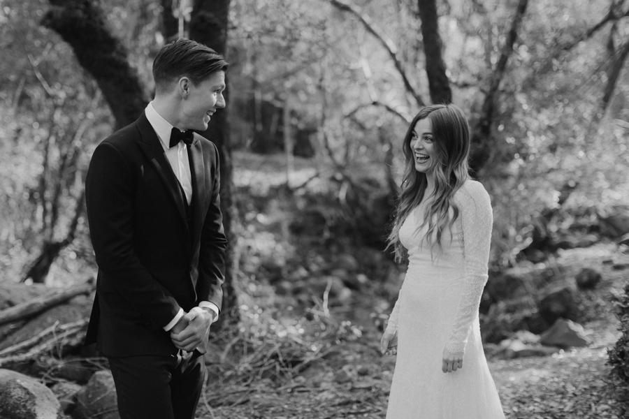 Ben Smith-Petersen & Riley Keough Wedding