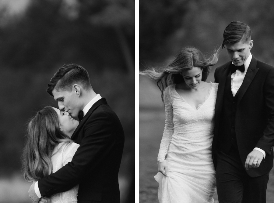 Ben Smith-Petersen & Riley Keough Wedding Pictures