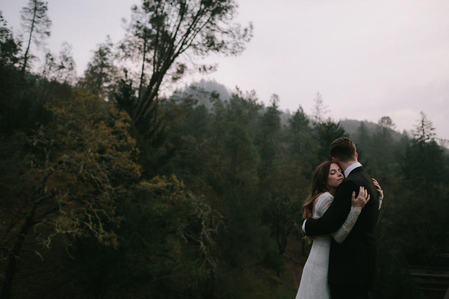 Ben Smith-Petersen & Riley Keough Calistoga Ranch Wedding