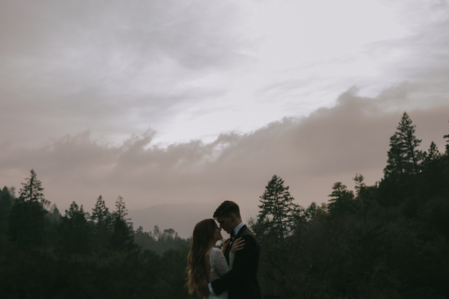 Ben Smith-Petersen & Riley Keough Sunset Pictures