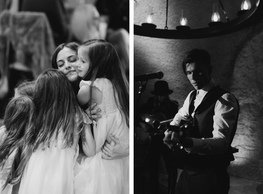 Ben Smith-Petersen & Riley Keough Wedding Reception