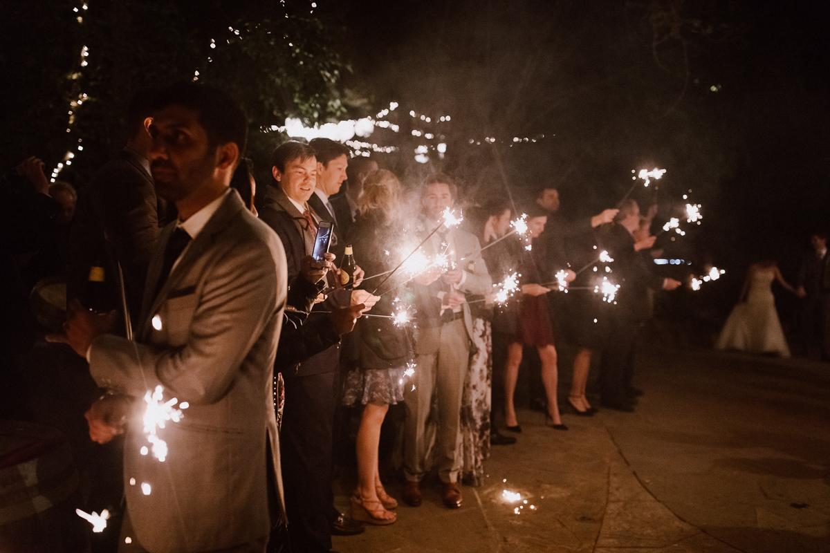 Vine Hill House wedding.