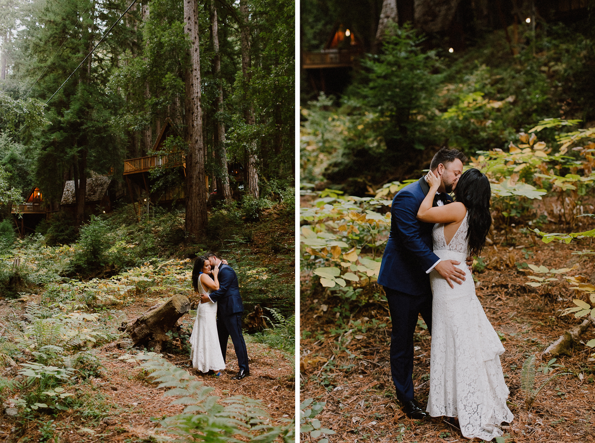 Waterfall Lodge Wedding