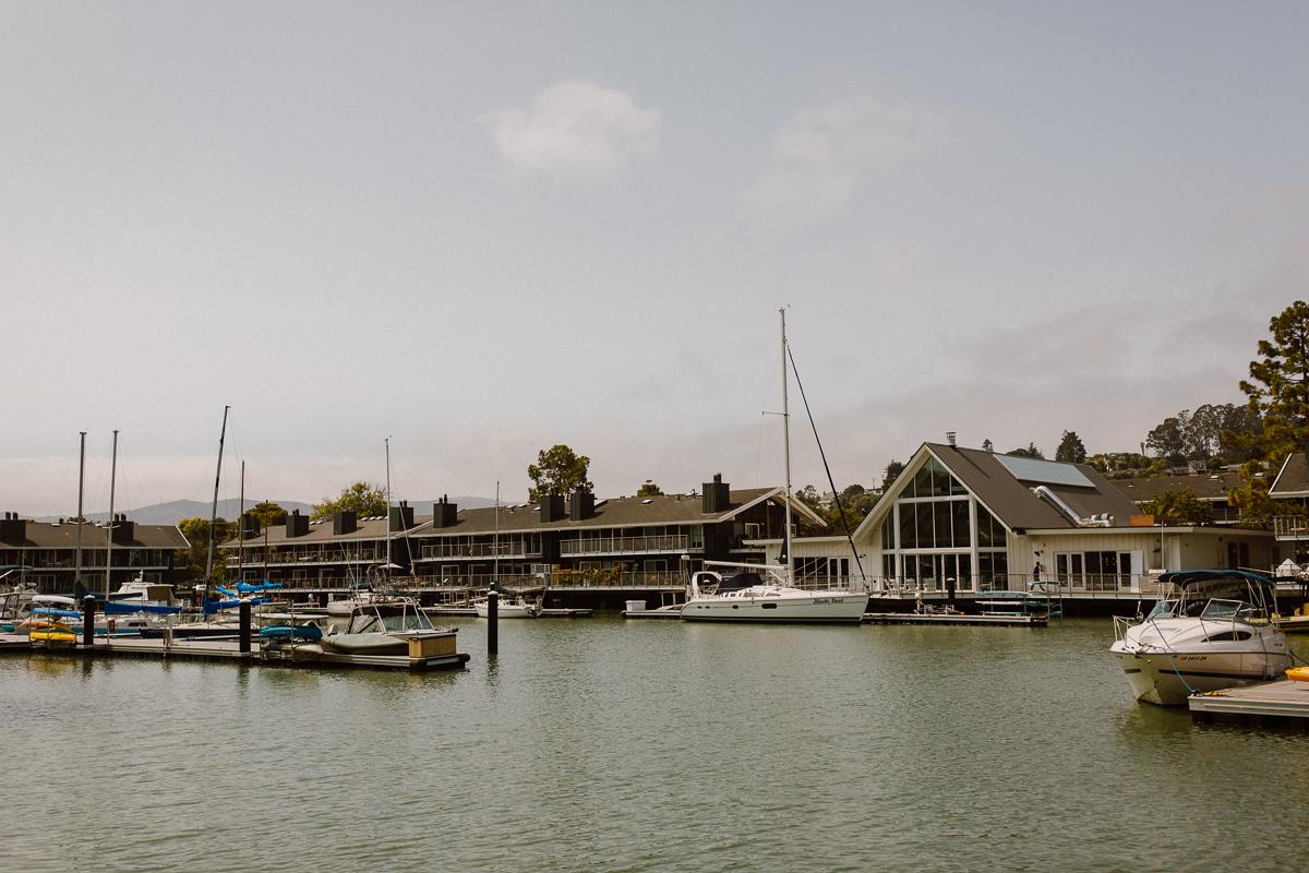 Marin boating community