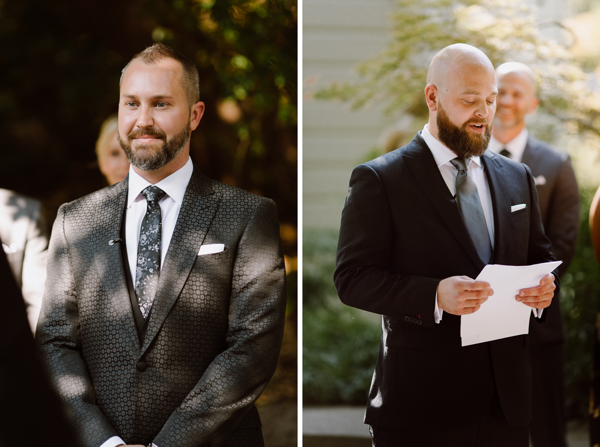 Marin art and garden center gay ceremony