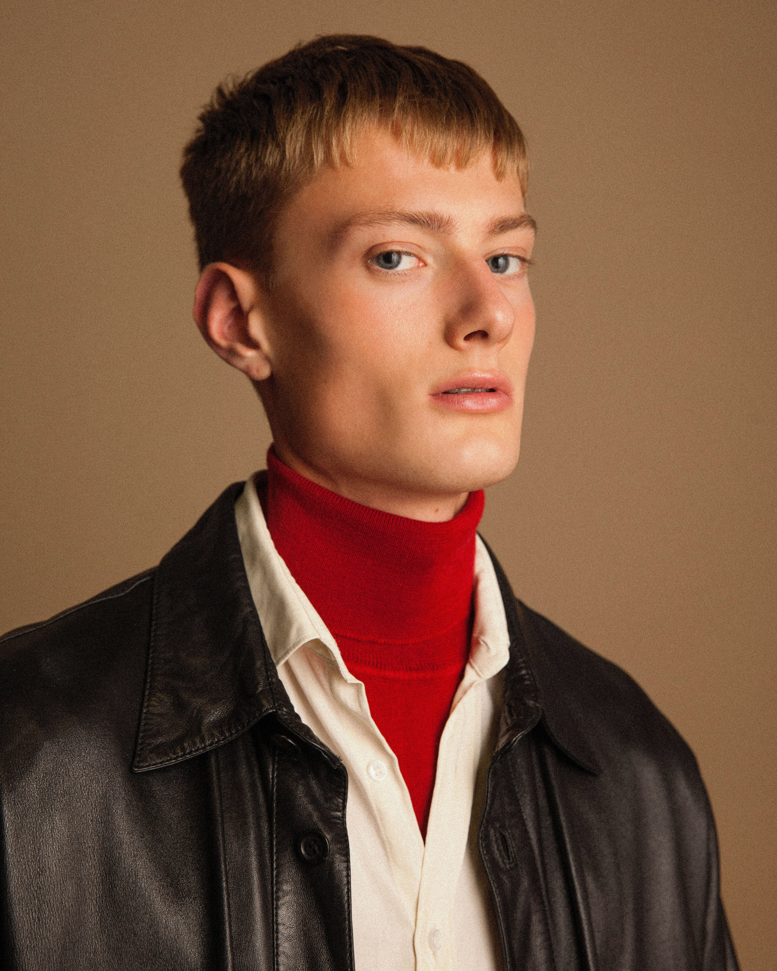 Joshua at Nevs Models