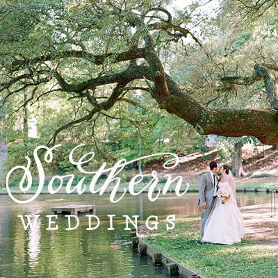 trolley barn wedding as seen in southern weddings