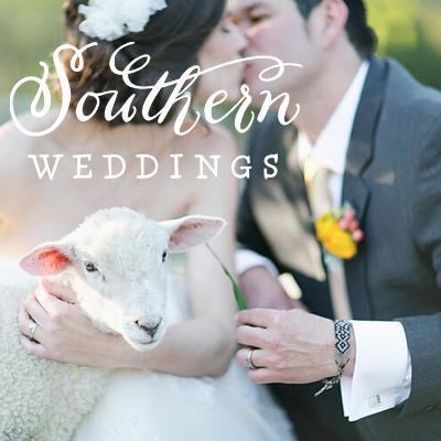 serenbe wedding as seen in southern weddings