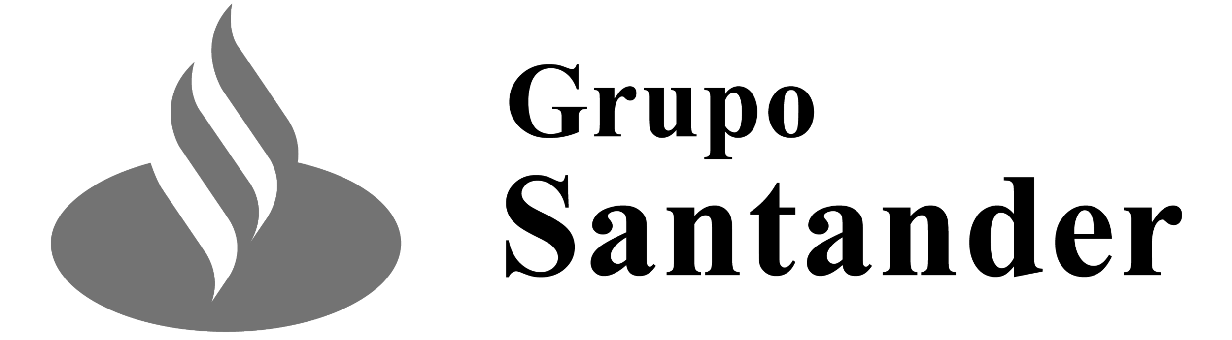 Grupo Santander Logo