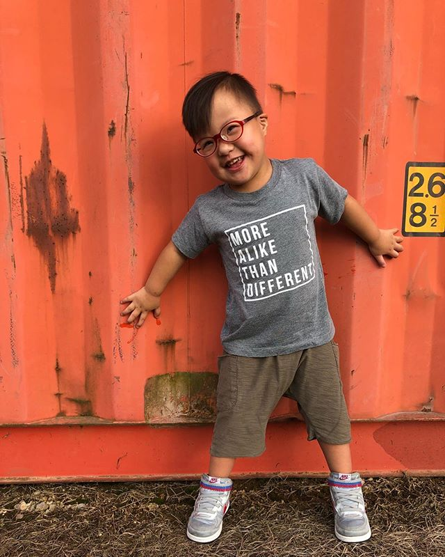 New in the shop! Grey MATD shirts! We also have Down syndrome awareness shirts available. And to help you guys stock up on all your MATD gear, we are offering discount codes! . Buy 2 shirts & get 15% off with code: MATD15 . Buy 3 shirts or more & get 25% off with code: MATD25 . These items are preorder, so it's a great time purchase and ensure your size and favorite color is available. Preorder ends Monday, September 10th. Shirts will ship in 2-3 weeks.