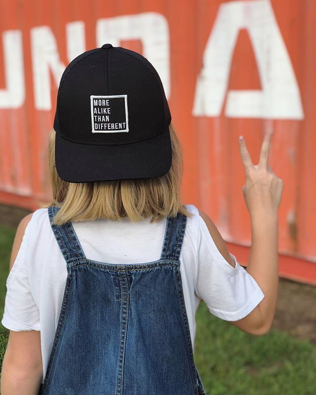 ✌🏻out weekend! You were good to us! Now who is ready to rock this week?!? . Hats and patches are available in the shop!