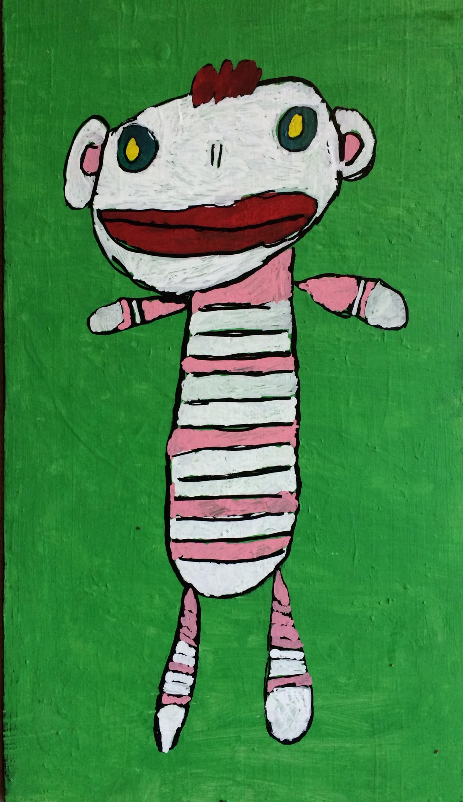 Sock Monkey Sheryl L.JPG