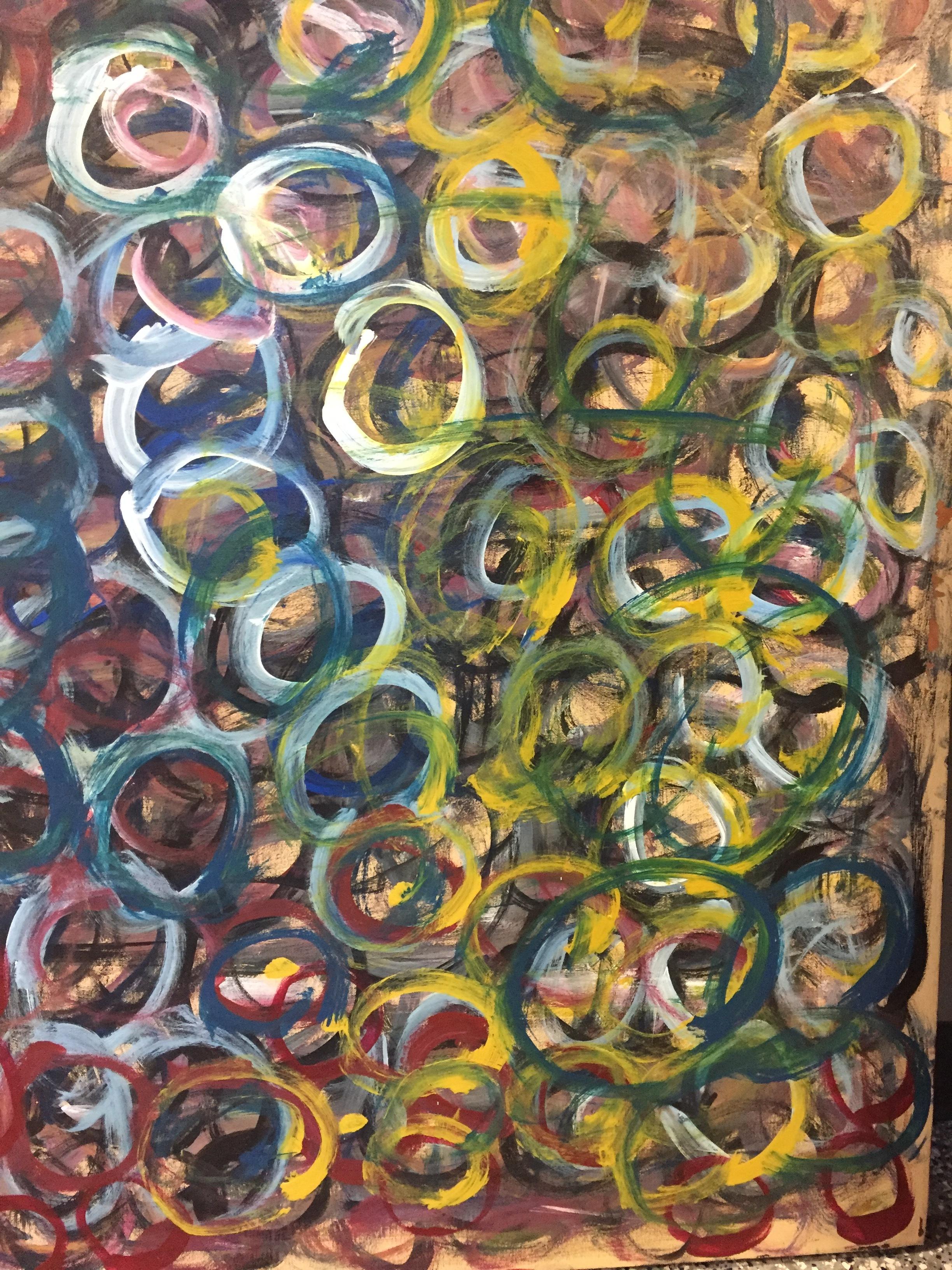 Circles by Yalanda S.