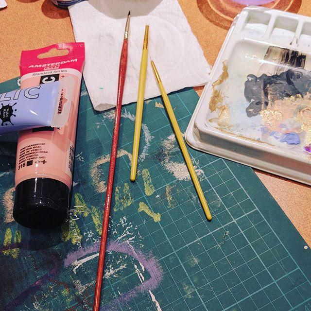 #studionights #making