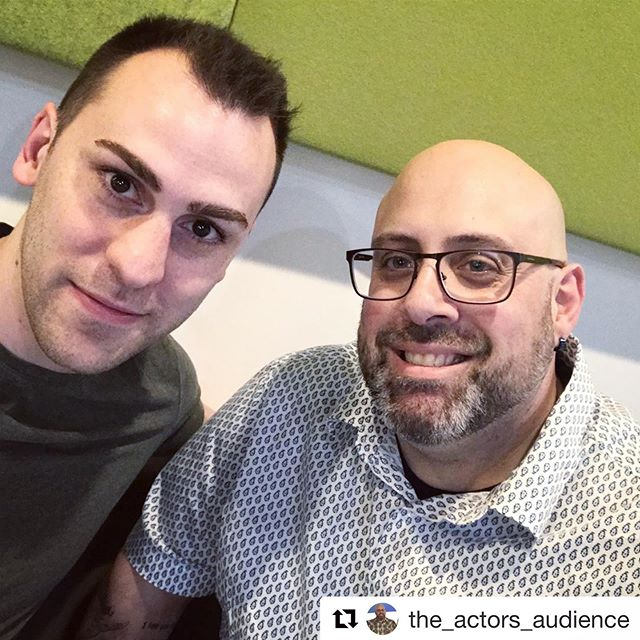 Check out our creator @peterro130 chattin about all kinds of stuff, including The New Neighborhood. Link in bio! . . .  #Repost @the_actors_audience ・・・ My interview with @nbcnewamsterdam's @peterro130 is live. Link in my bio! We chat about #newamsterdam, his web series @thenewneighborhood, and his #directing, #teaching & #theater. #peterromano #emt #nyc #actor #nbcnewamsterdam #emtbradley #nbc @nbcnewamsterdamfans