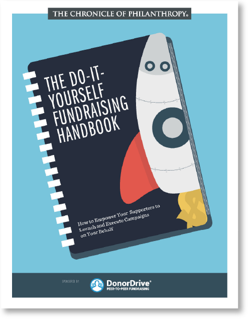 Do-It-Yourself Fundraising Handbook   The Chronicle of Philanthropy