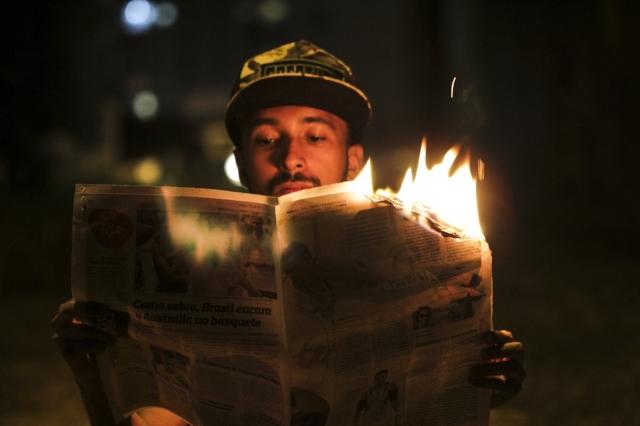 Where will the war on the press lead next?  Credit: Rodrigo Canisella Favero