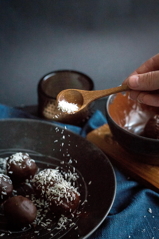 Lyxigaste chokladbollarna | Sandramarias.com