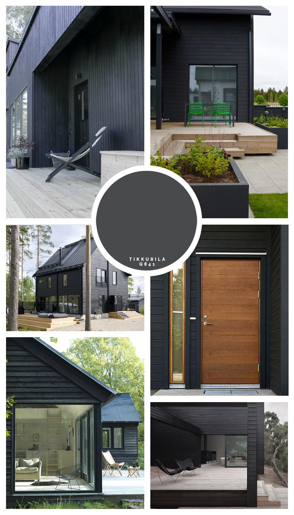 Building Home:Exterior Plan / By Sandramaria / Sandramarias.com