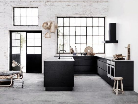 Building Home: Our Kitchen Plan // By Sandramaria // Sandramarias.com // Image via: styledwithlace.com